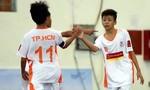 Giải bóng đá Futsal trẻ em có hoàn cảnh đặc biệt: TP.HCM gặp Hà Nội ở bán kết