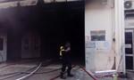 Cháy showroom ôtô ở khu Đồng Sơn, Quận 5