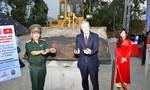 Hoàn thành giai đoạn 1 xử lý thành công đất nhiễm dioxin tại sân bay Đà Nẵng