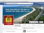 Bắt được tội phạm qua tin báo từ Facebook