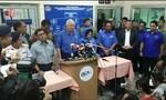 Máy bay Malaysia rơi, nhiều quan chức thiệt mạng