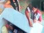 Ráo riết truy tìm hai nghi can cướp xe máy SH