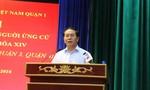 Chủ tịch nước Trần Đại Quang tiếp xúc cử tri tại TP.HCM