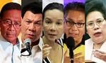 Người dân Philippines đi bầu tổng thống trong bối cảnh gia tăng căng thẳng với Trung Quốc