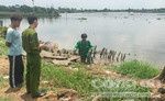 Đi đánh cá, tá hỏa khi phát hiện xác chết