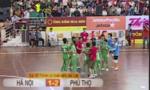 Kết thúc trận đấu: Phú Thọ giành chức vô địch