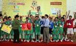 Bế mạc giải bóng đá Futsal trẻ em có hoàn cảnh đặc biệt 2016