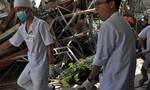 Bà Rịa - Vũng Tàu: Sập sàn bê tông đang thi công, hai công nhân bị vùi chết