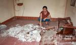 Nổ mìn phá đá làm sập trần nhà người dân