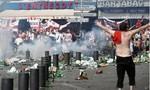 """Bạo lực """"phá nát"""" Euro 2016"""