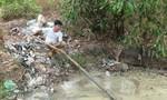Công ty bao cao su xả thải trực tiếp ra môi trường bị xử phạt gần 300 triệu đồng
