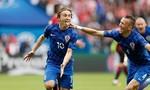Thổ Nhĩ Kỳ - Croatia (0-1): Modric thành người hùng của trận đấu