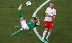 """Ba Lan - Bắc Ailen (1-0): """"Đại bàng trắng"""" giành trọn 3 điểm"""
