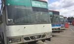 200 ôtô Phương Trang bị ngân hàng 'giam' thành sắt vụn