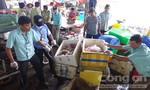 Phát hiện 6 tạ thịt, cá bốc mùi hôi thối trong khu chợ lớn nhất Bình Phước