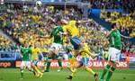 Thụy Điển - CH Ailen (1-1): Trận hòa 'khó nuốt'