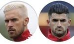 Những kiểu tóc ấn tượng nhất Euro 2016