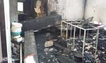Cháy nhà trong đêm, 2 vợ chồng cụ già tử vong