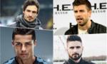 10 cầu thủ đẹp trai nhất Euro 2016