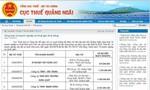 Quảng Ngãi 'điểm mặt' 14 doanh nghiệp nợ thuế 'khủng'