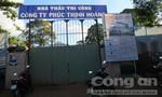Tai nạn trên công trường điện máy Nguyễn Kim, 1 người tử vong