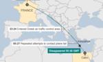 Tìm thấy thêm mảnh vỡ của máy bay Ai Cập rơi trên  Địa Trung Hải