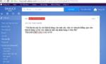 Con gái giả email để lừa tiền khách hàng của bố