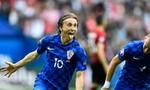 Croatia – Czech : Croatia chờ giờ chiến thắng