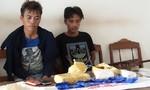 Bắt hai đối tượng người Lào vận chuyển 12.000 viên ma túy