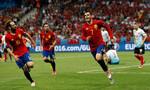 Tây Ban Nha - Thổ Nhĩ Kỳ (3 - 0): 'Bò tót' giương oai