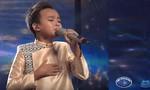 Cậu bé Hồ Văn Cường khiến khán giả 'rụng rời' khi hát vọng cổ