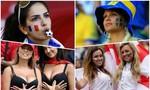 Những Fan nữ tuyệt đẹp tại Euro 2016