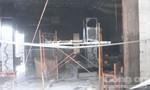 Người dân hốt hoảng chữa cháy quán bar
