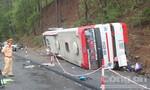 Va chạm giữa hai xe khách, 8 người tử vong tại chỗ