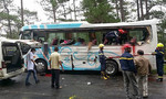 Ba cô giáo tử vong trong vụ tai nạn thảm khốc ở đèo Prenn