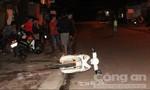 Qua đường để tránh mưa, cụ bà 72 tuổi bị xe máy tông chết