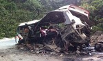 Nguyên nhân vụ nổ xe khách: Pháo trong xe phát nổ