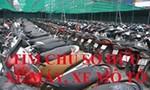 Công an Q.4 tìm chủ sở hữu 24 xe gắn máy