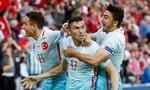 Cộng hoà Séc - Thổ Nhĩ Kỳ (0-2): Chiến thắng ấn tượng
