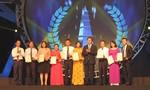 Lễ trao giải báo chí quốc gia năm 2016