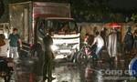 Tông trực diện xe tải, nam thanh niên điều khiển xe máy tử vong