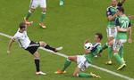 Đức - Bắc Ailen (1-0): Đức giữ vững ngôi đầu bảng C
