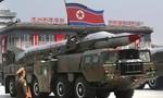 Triều Tiên tiếp tục thất bại khi phóng tên lửa Musudan ra biển