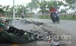 Những con đường 'than khóc' vì rác ở quận Bình Tân