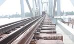 Chạy thử tàu qua cầu Ghềnh