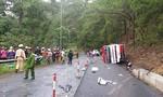 Đã xác định được nguyên nhân vụ tai nạn thảm khốc trên đèo Prenn
