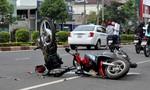 Tai nạn giao thông tháng 6 trên cả nước tăng cả 3 tiêu chí