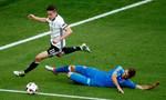 Đức – Slovakia (3 - 0): Thế trận một chiều