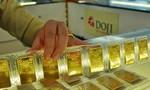 Giá vàng sụt giảm sau bốn phiên tăng liên tiếp