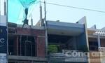 Một công nhân kéo vật liệu xây dựng rơi từ tầng 3 tử vong